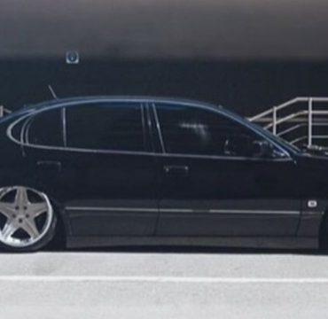 Пневмоподвеска D2 Racing Gold для Lexus GS300